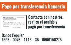 Pago Transferencia